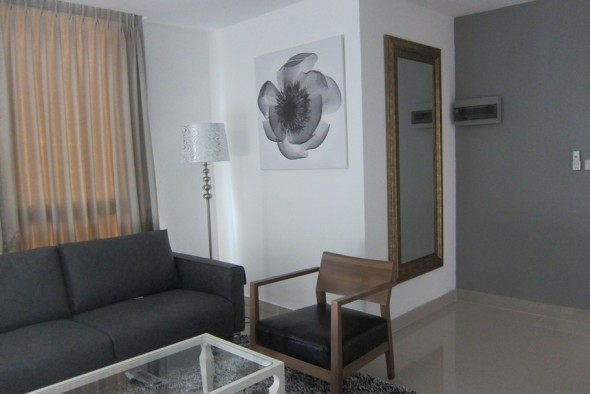 BKKMOVE Agency's 85sqm Well price, Nice Two Bedrooms Flat for rent at JC Tower 6