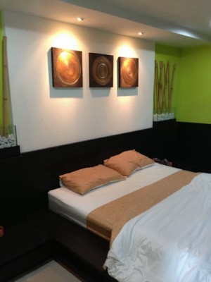 BKKMOVE Agency's 31sqm Cozy, Nice Studio Flat to let at Regent Home Sukhumvit 85 1