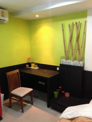 BKKMOVE Agency's 31sqm Cozy, Nice Studio Flat to let at Regent Home Sukhumvit 85 2