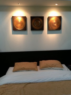 BKKMOVE Agency's 31sqm Cozy, Nice Studio Flat to let at Regent Home Sukhumvit 85 3