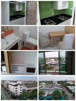 BKKMOVE Agency's 33sqm Cozy, Tasteful Studio Apartment to let at Green Condo Sukhumvit 101 1