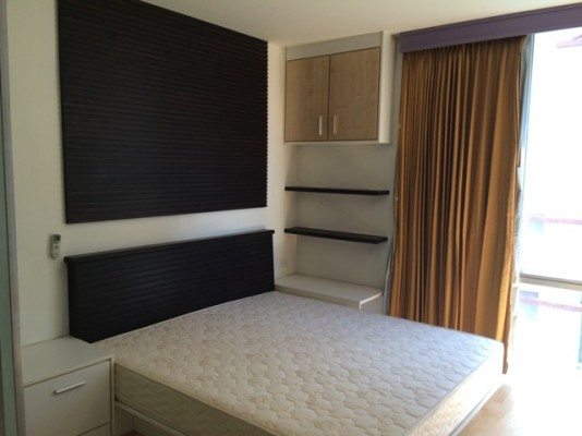 BKKMOVE Agency's 35sqm Trendy, Stylish One Bedroom Condo to let at The Iris Rama 9 4