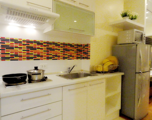 BKKMOVE Agency's 36sqm Elegant, Nice One Bedroom Condo for rent at Grand Park View Asoke 7