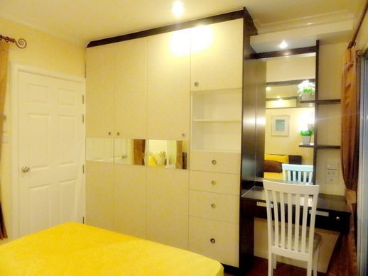 BKKMOVE Agency's 36sqm Elegant, Nice One Bedroom Condo for rent at Grand Park View Asoke 9