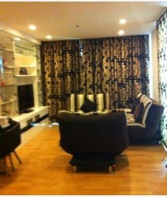 BKKMOVE Agency's 85sqm Spacious, Modern Two Bedrooms Condo for rent at Le Luk 1