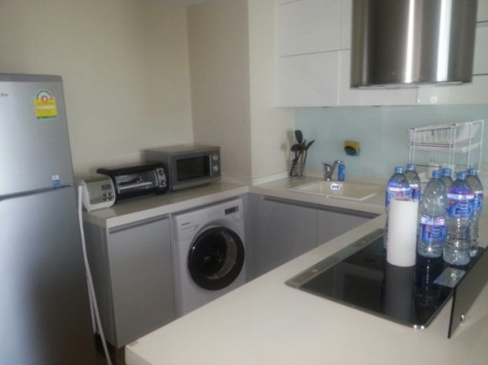 BKKMOVE Agency's 58sqm Spacious, Low Rise One Bedroom Condo to let at The Fine Ari soi 4 1