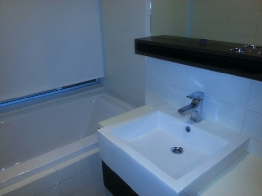 BKKMOVE Agency's 58sqm Spacious, Low Rise One Bedroom Condo to let at The Fine Ari soi 4 7