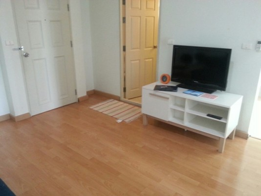 BKKMOVE Agency's 41sqm Modern, Beautiful One Bedroom Condo to let at Life Ratchada 2