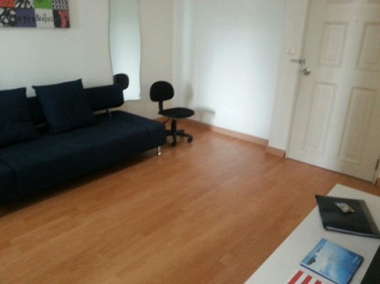BKKMOVE Agency's 41sqm Modern, Beautiful One Bedroom Condo to let at Life Ratchada 3