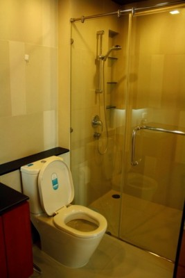 BKKMOVE Agency's 120.82sqm Modern, Luxury Two Bedrooms Condo for rent at Amanta Lumpini 4