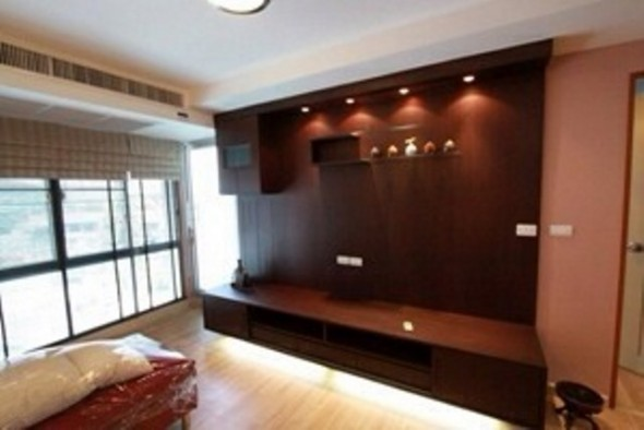 BKKMOVE Agency's 58sqm Spacious, Well price One Bedroom Condo to let at Harmony Living Paholyothin 11 3