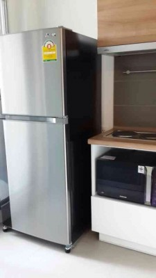 BKKMOVE Agency's 35sqm Brand New, Cozy One Bedroom Flat to let at U Delight Residence 7