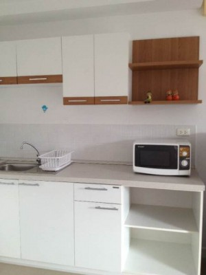 BKKMOVE Agency's 50sqm Low Rise, Nice One Bedroom Apartment to let at Condo One Siam 4