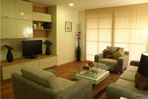 BKKMOVE Agency's 220sqm Spacious, Beautiful Three Bedrooms Apartment to let at Prime Mansion Sukhumvit 31 4