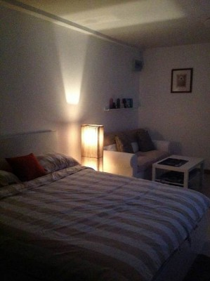 BKKMOVE Agency's 30sqm Beautiful, Cozy Studio Apartment for rent at Supalai City Resort Huaykwang 5