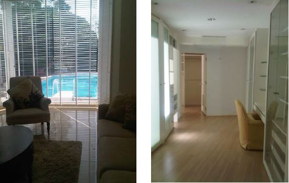 BKKMOVE Agency's 655sqm Spacious, Luxury Three Bedrooms Detach House for rent at Lakewood Village Private House Compound 8