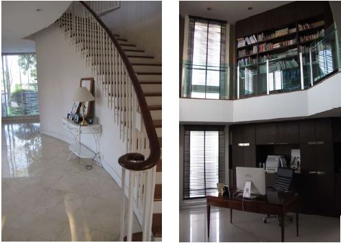 BKKMOVE Agency's 655sqm Spacious, Luxury Three Bedrooms Detach House for rent at Lakewood Village Private House Compound 6