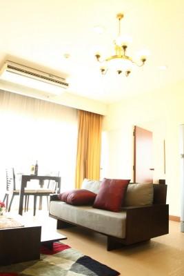 BKKMOVE Agency's 50sqm Convenient, Cozy One Bedroom Apartment to let at Sarin Suites Sukhumvit Bangkok 3