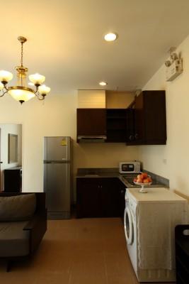 BKKMOVE Agency's 50sqm Convenient, Cozy One Bedroom Apartment to let at Sarin Suites Sukhumvit Bangkok 10