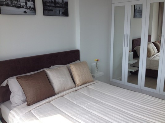 BKKMOVE Agency's 35sqm Cozy, Brand New One Bedroom Apartment to let at Rhythm Sathorn-Narathiwas 2
