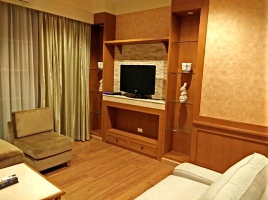 BKKMOVE Agency's 98sqm Spacious, Beautiful Two Bedrooms Condo for rent at Baan Klang Krung Siam Patumwan 1