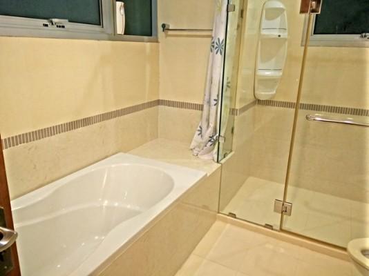 BKKMOVE Agency's 98sqm Spacious, Beautiful Two Bedrooms Condo for rent at Baan Klang Krung Siam Patumwan 4