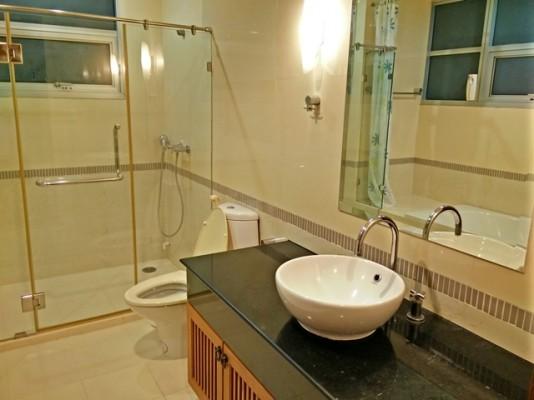 BKKMOVE Agency's 98sqm Spacious, Beautiful Two Bedrooms Condo for rent at Baan Klang Krung Siam Patumwan 5
