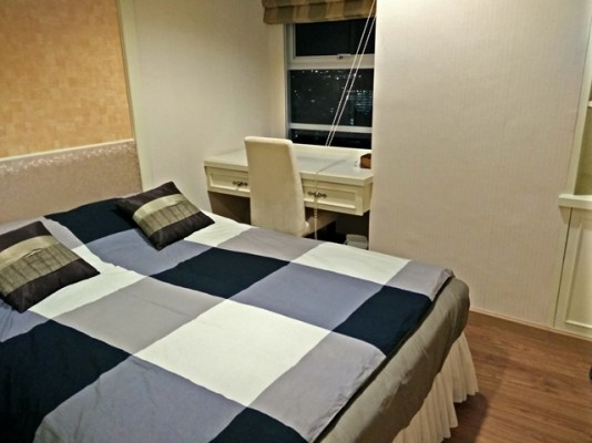 BKKMOVE Agency's 98sqm Spacious, Beautiful Two Bedrooms Condo for rent at Baan Klang Krung Siam Patumwan 7