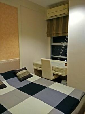 BKKMOVE Agency's 98sqm Spacious, Beautiful Two Bedrooms Condo for rent at Baan Klang Krung Siam Patumwan 8