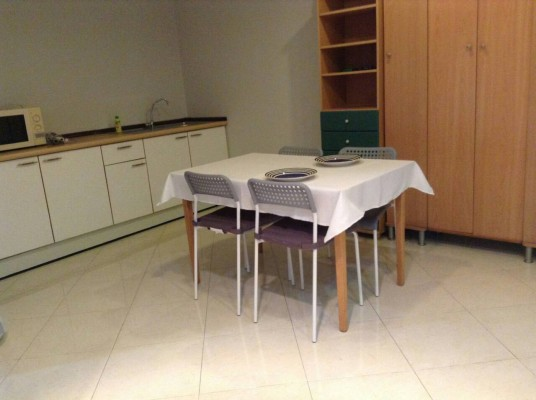 BKKMOVE Agency's 64sqm Good price, Trendy Two Bedrooms Flat for rent at Wittayu Complex 1