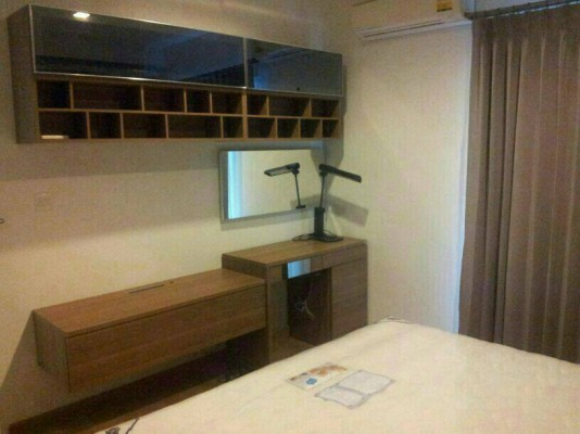 BKKMOVE Agency's 44.5sqm Beautiful, Tasteful One Bedroom Apartment for Sale at The Seed Memories Siam 4