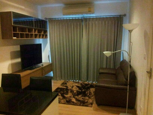 BKKMOVE Agency's 44.5sqm Beautiful, Tasteful One Bedroom Apartment for Sale at The Seed Memories Siam 1