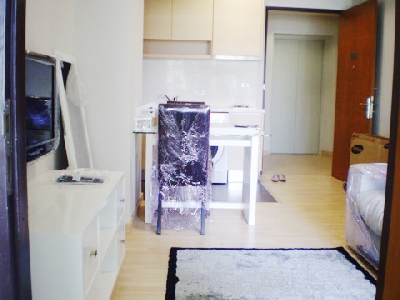 BKKMOVE Agency's 39sqm Well Price, High Rise One Bedroom Apartment for rent at 59 Heritage 3