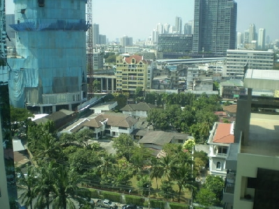 BKKMOVE Agency's 39sqm Well Price, High Rise One Bedroom Apartment for rent at 59 Heritage 6