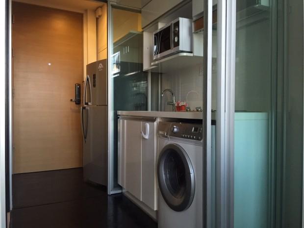 BKKMOVE Agency's 35sqm Cozy, Duplex Studio Condo to let at Ideo Morph 7