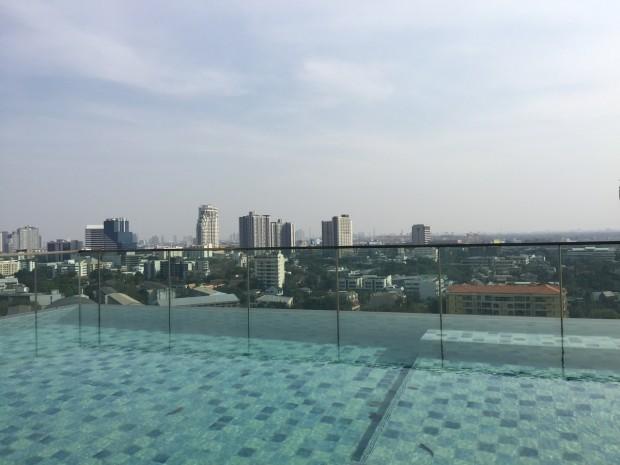 BKKMOVE Agency's 35sqm Cozy, Duplex Studio Condo to let at Ideo Morph 12