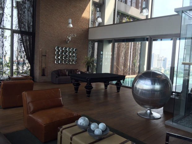 BKKMOVE Agency's 35sqm Cozy, Duplex Studio Condo to let at Ideo Morph 14