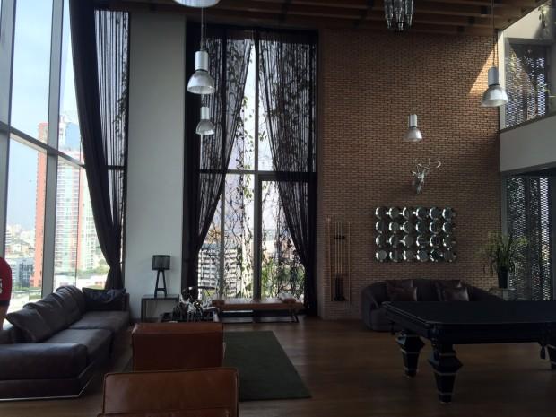 BKKMOVE Agency's 35sqm Cozy, Duplex Studio Condo to let at Ideo Morph 15
