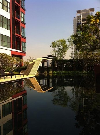BKKMOVE Agency's 40sqm Cozy, Modern One Bedroom Flat for rent at Wyne Sukhumvit by Sansiri 4