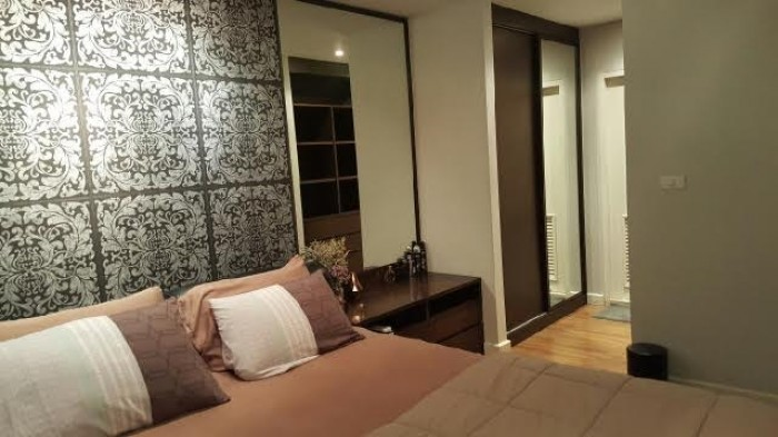 BKKMOVE Agency's 37sqm Lovely, Elegant One Bedroom Apartment for rent at The Clover Thonglor 18 11