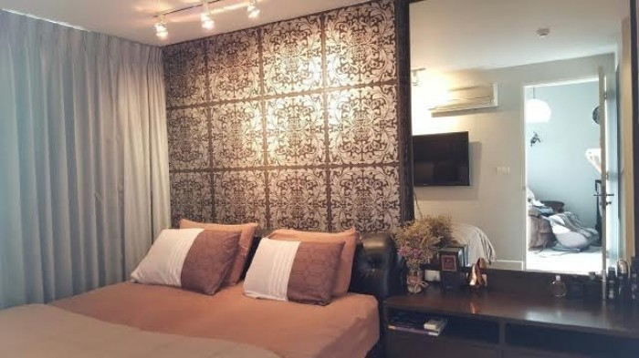 BKKMOVE Agency's 37sqm Lovely, Elegant One Bedroom Apartment for rent at The Clover Thonglor 18 3