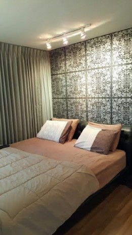 BKKMOVE Agency's 37sqm Lovely, Elegant One Bedroom Apartment for rent at The Clover Thonglor 18 1