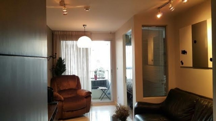 BKKMOVE Agency's 37sqm Lovely, Elegant One Bedroom Apartment for rent at The Clover Thonglor 18 7
