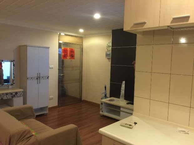 BKKMOVE Agency's 28.74sqm Well price, Nice Studio For Sale at Modern Sweet Home 6