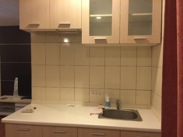 BKKMOVE Agency's 28.74sqm Well price, Nice Studio For Sale at Modern Sweet Home 8