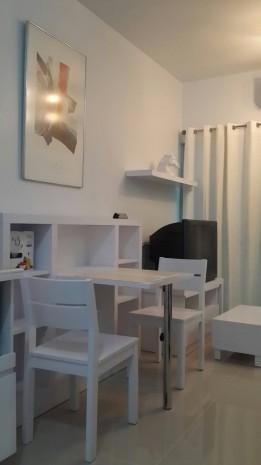 BKKMOVE Agency's 35 sqm Beautiful Nice 1 bedroom condominium at A Space Asoke Ratchada. 3