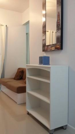 BKKMOVE Agency's 35 sqm Beautiful Nice 1 bedroom condominium at A Space Asoke Ratchada. 8