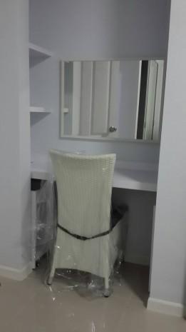 BKKMOVE Agency's 35 sqm Beautiful Nice 1 bedroom condominium at A Space Asoke Ratchada. 9