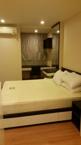 BKKMOVE Agency's 40 sqm Beautiful, spacious one-bedroom condo for rent at Tree Ekkamai Sukhumvit 40 - 42. 4