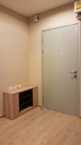 BKKMOVE Agency's 22sqm Cozy, Brand New Studio Apartment for rent at Ideo Wutthagard 7